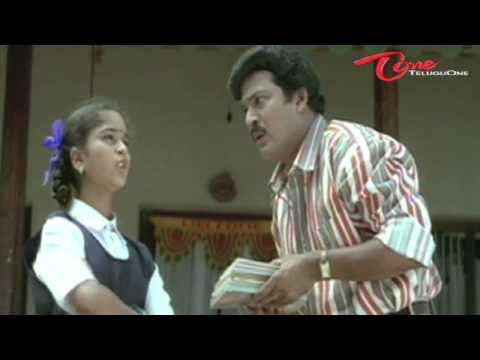 Ninne Premista Comedy Scene | Rajendra Prasad Fun With A Kid