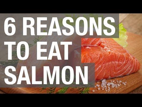 i 6 benefici che si possono avere mangiando il salmone, incredibile!