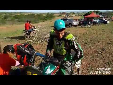 Motocross em Santo António Severiano Melo
