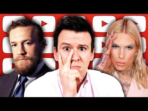 Conor McGregor Backlash, The Jeffree Star Multi-Million-Dollar Makeup Heist, DOJ Protects Netflix, &