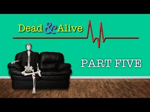 """Dead & Alive"" Part 5 – Pastor Raymond Woodward"