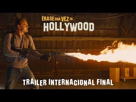 Érase una vez en Hollywood - Tráiler Internacional HD en español?>