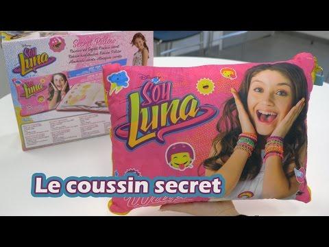 Le coussin secret de Soy Luna