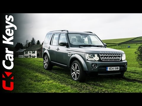 Land Rover Discovery 2015 review – Car Keys