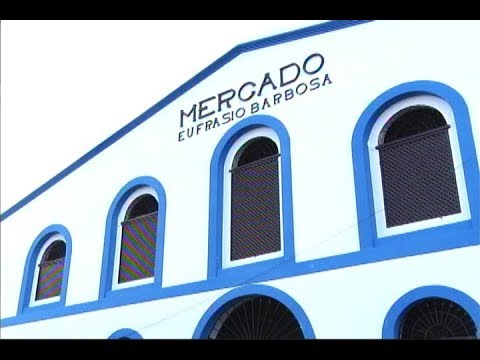 [JORNALDA TRIBUNA] Mercado Eufrásio Barbosa, em Olinda, será reaberto
