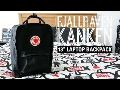 a closer look: Fjallraven Kanken 13
