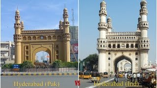 Hyderabad India  city pictures gallery : Hyderabad v/s Hyderabad
