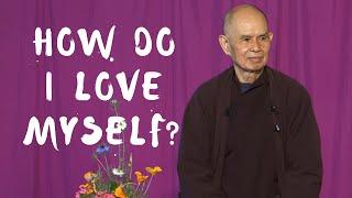 Thich Naht Hanh om kærlighed, krop og vejrtrækning.