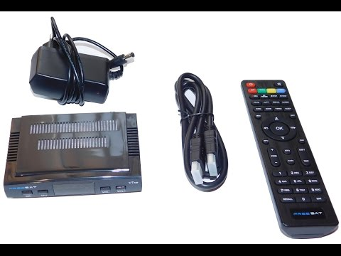 Freesat v7 HD satellite receiver
