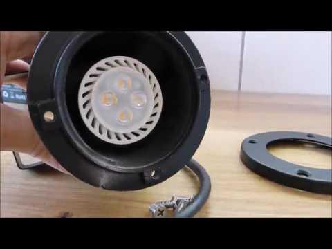 EVolution Comfort Line GU10 LED Gartenstrahler inkl