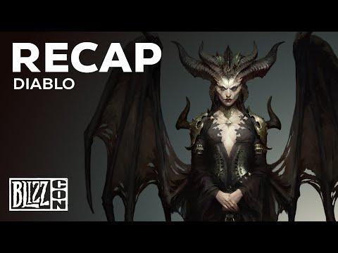 Blizzcon 2019 | Diablo Recap