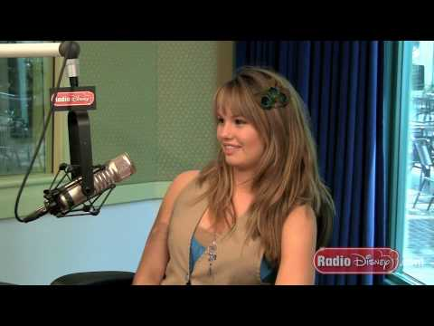 Debby Ryan en radio Disney