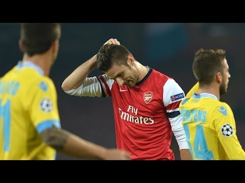Video: ESPN FC: Arsenal face tough UCL draw