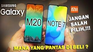 Cuma 1.5 Juta? Perbandingan Samsung Galaxy M20 VS m10 Pesaing Berat Redmi Note 7