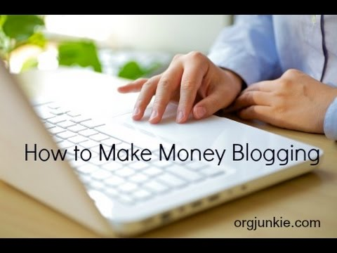 How To Make Money Blogging – Earn Over $437 / day) !!!