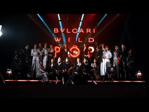 BVLGARI – Wild Pop Event
