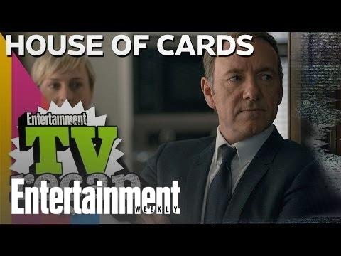 House Of Cards: Season 2, Episodes 1 & 2   TV Recap   Entertainment Weekly