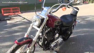7. Used 2007 Harley Davidson Sportster 1200 Custom for sale in Georgia