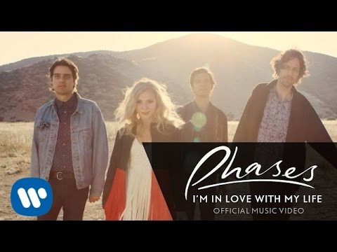 PHASES – I'm In Love With My Life