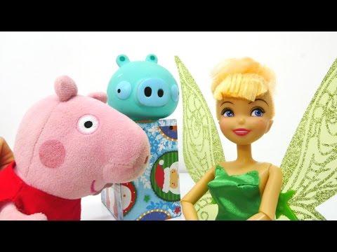 Видео с игрушками! СВИНКА ПЕППА новая серия!  Peppa Pig и мультик про игрушки. #Пеппа ЗАКОЛДОВАНА! (видео)
