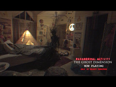 Paranormal Activity: The Ghost Dimension (TV Spot 'Freak')