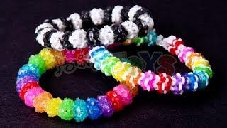 Gumdrop Bracelet - Advanced Design on the Rainbow Loom