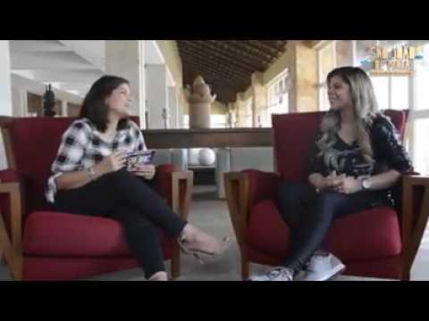 Paula Mattos - Entrevista para o São João de Mata/BA