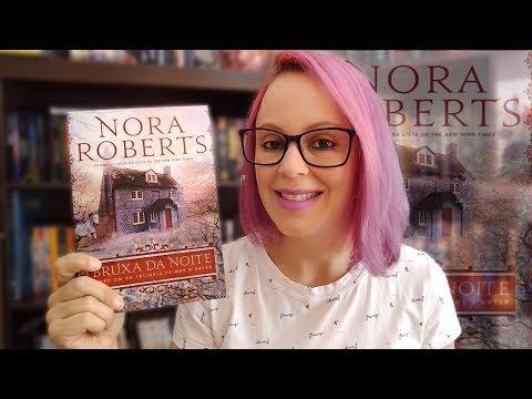 DICA DE LEITURA: Bruxa da Noite, Nora Roberts