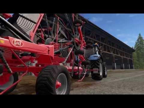 Lely в игре Farming Simulator