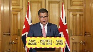 video: Government announces coronavirus vaccine taskforce as it aims 'to beat invisible killer'