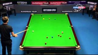 Judd Trump - Vinnie Calabrese (Full Match) Snooker Rotterdam Open 2013