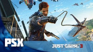 Video-preview: Just Cause 3