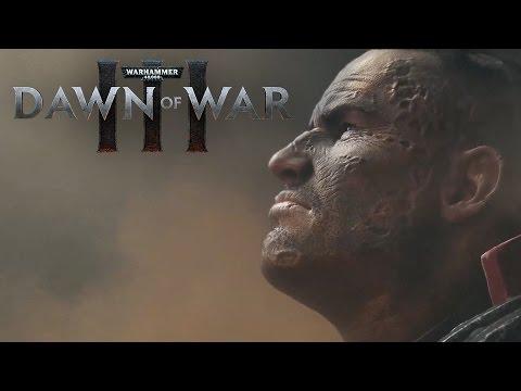 трейлер Warhammer 40,000: Dawn of War III