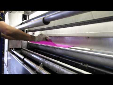 CLEAN IT | TFR 2200 - Reinigungsanlage für Rollo, Plissee, Flächenvorhang