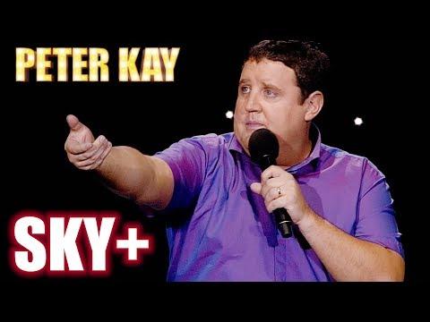 Box Set Binging and Sky+ | Peter Kay: The Tour That Didn't Tour Tour