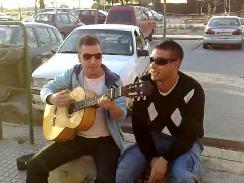 SERGIO VIVAR Y JUANJO flamenkito de barrio