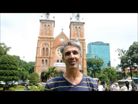 Notre Dame Cathedral Saigon - Travel Interviews come from US