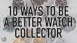 Nonton 10 Essential Ways To Be A Better Watch Collector   Enjoy It More   Why I Kept My Rolex Submariner Film Subtitle Indonesia Streaming Movie Download