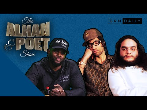 RV talks Head Shapes, TikTok Dances & More | The Alhan & Poet Show