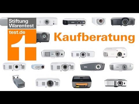 Beamer-Test 2016: LED-, Mini-, & Kurzdistanz- vs. Heimkino-Beamer - Kaufberatung & Leinwand-Größe