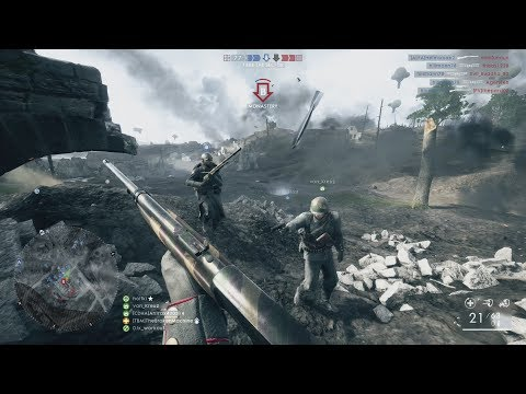 Battlefield 1 Late Night Chillstream - TheBrokenMachine