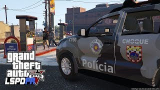 GTA V Rotina Policial: Policial Pede socorro em ocorrência PMPI Ep:221 MOD POLICIAPc e acessórios barato é na Blues Sky: https://goo.gl/uChMnpNova Era Games: https://goo.gl/Gq2bR4Use o Cupom  forcegames e ganhei 5% na nova era games Assista Mais: https://goo.gl/e35qTt ►SÉRIES DO CANAL✔ GTA V Rotina Policial - https://goo.gl/qMh74p✔ FAR CRY PRIMAL - https://goo.gl/Ls5eoi✔ Ghost Recon Wildlands - https://goo.gl/AeYcjx✔ GTA V Vida do Crime - https://goo.gl/ry9vXf✔ GTA V: Assassino de Aluguel - https://goo.gl/CDAnsp✔ Friday the 13th The Game - https://goo.gl/PLZywm►Redes Social:➔Grupo Faceboock: https://goo.gl/ShQ2bz➔FanPage: https://goo.gl/UfmALg➔Instagram: https://goo.gl/7XsmqI➔Twitter: https://goo.gl/lJFaaV►#BRODaria➔ Over: https://goo.gl/KVwg3K➔ Drakink: https://goo.gl/SmXCMe➔ Guga: https://goo.gl/Ly8tj1➔ Venão: https://goo.gl/Kz2mrV➔ PPk Gamer: https://goo.gl/LiqcZH➔ Pansa Jones: https://goo.gl/RLCl5f➔ Canal Edih: https://goo.gl/HmhGNV➔ Closer: https://goo.gl/HmhGNV►ASSISTA OS ÚLTIMOS VIDEOS DO CANAL:✦Ghost Recon Wildlands: SOCORRENDO LÁ GRINGA CO OP #51 - https://goo.gl/Pt1BnB✦GTA V Franklin e Lamar: Não queria mais fui forçado a matar #09 - https://goo.gl/oRI2BT✦FAR CRY PRIMAL: CAÇA AO MAMUTE MARFIM DE SANGUE! PT-BR #EP-27 - https://goo.gl/xZg02P✦Friday the 13th The Game: Hoje é dia de Vingança - https://goo.gl/wDpLTw✦Ghost Recon Wildlands: CAPTURANDO SALAZAR CO OP #50 - https://goo.gl/8JO9rm✦GTA V Assassino de Aluguel: Atropelei para não gastar munição - #92 - https://goo.gl/h8CSnR✦GTA V Trevor Day: Viramos pirata vamos dominar o mar - https://goo.gl/RmuaQX