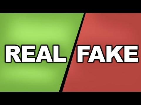 IS THIS REAL OR FAKE?!_Legjobb vide�k: J�t�k