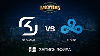 SK Gaming vs Cloud9 - DH Las Vegas - de_overpass [yxo, Enkanis]