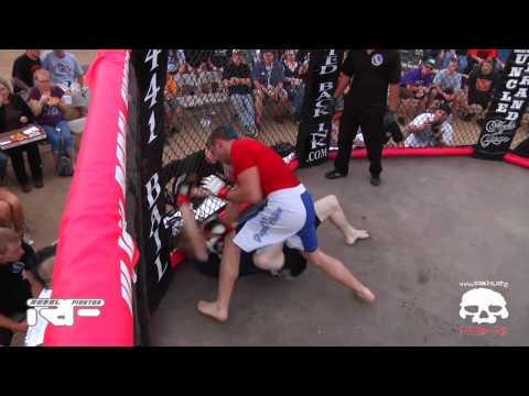 Jake Hurt vs Charley Huston (видео)