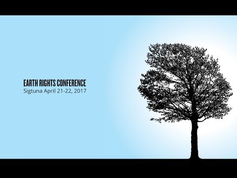 Earth Rights Conference in Sweden