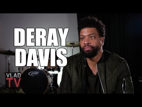 DeRay Davis: I Lost My Virginity at 11 to 2 Ugly, Horrible 30-Year-Old Women (Part 3)