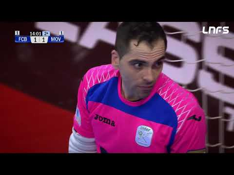 FC Barcelona Lassa - Movistar Inter Final Partido 4