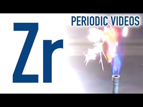 Zirkon - Periodensystem der Videos
