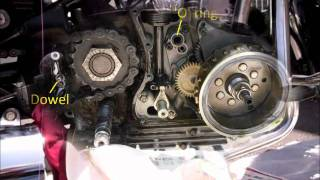9. Front Drive Sprocket 17 to 18 Tooth and Oil Pump Gear Change of Royal Enfield Motorcycle G5
